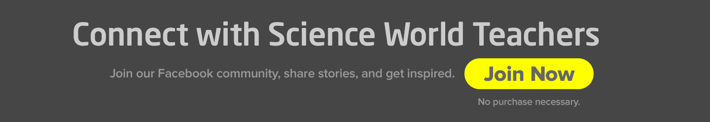 Scholastic Science World | The Current Science Magazine for