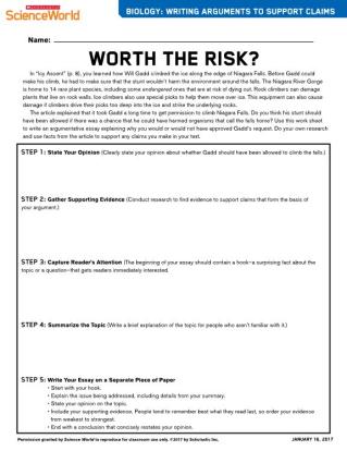 16 1 science skills worksheet 16 best free printable worksheets. Black Bedroom Furniture Sets. Home Design Ideas