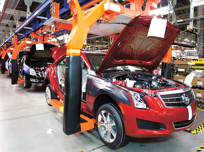 Auto Engineer Cool STEM Jobs Article for Students