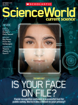 Science World Magazine Issue Archive | Scholastic Science World Magazine